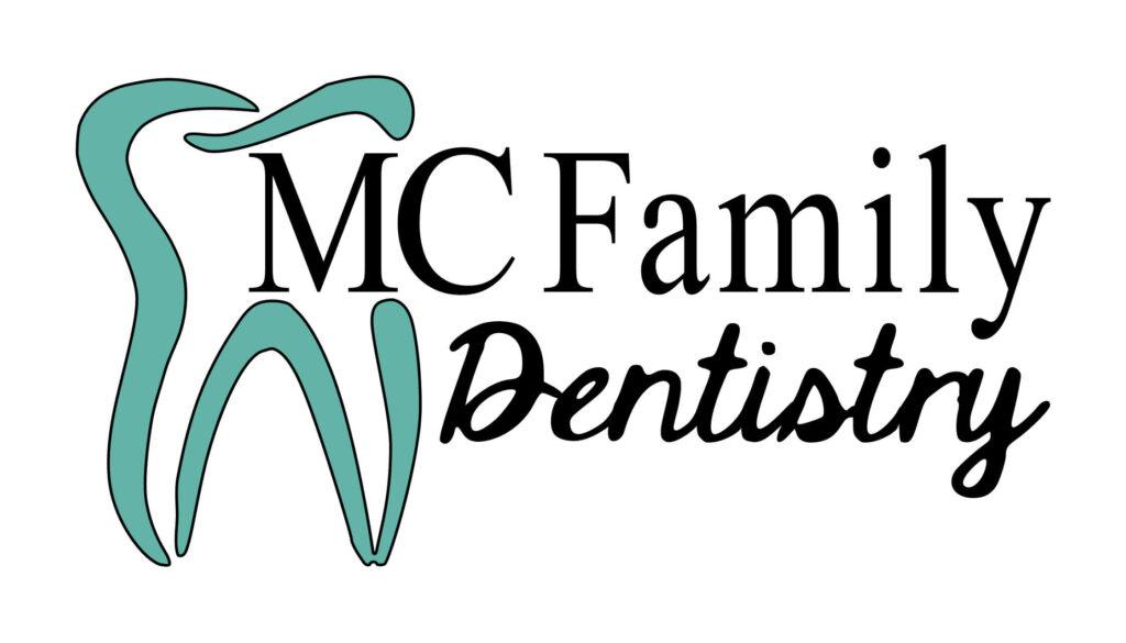 MC Family Dentistry Logo Complete family dental services